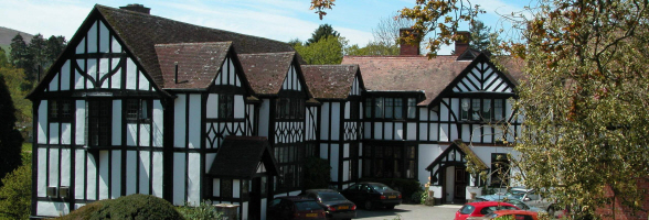 Caer Beris Manor Hotel, Builth Wells