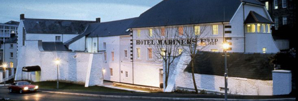 Hotel Mariners, Haverfordwest